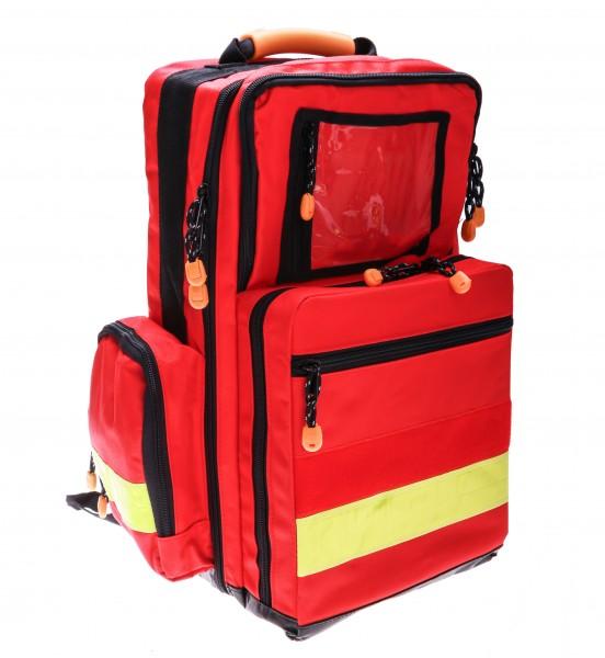 Notfallrucksack MBS Professional mit Füllung DIN 13 160 Sanitätsdienst