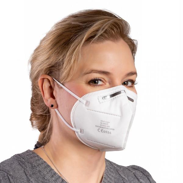 FFP2-Atemschutz-Maske AEROprotective mit Ohrschlaufen