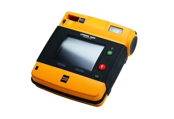AED Gerät Medtronic LIFEPAK 1000