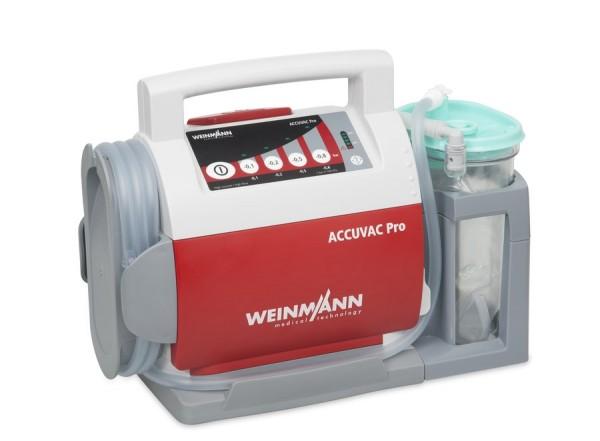 Weinmann ACCUVAC Pro - Absaugpumpe