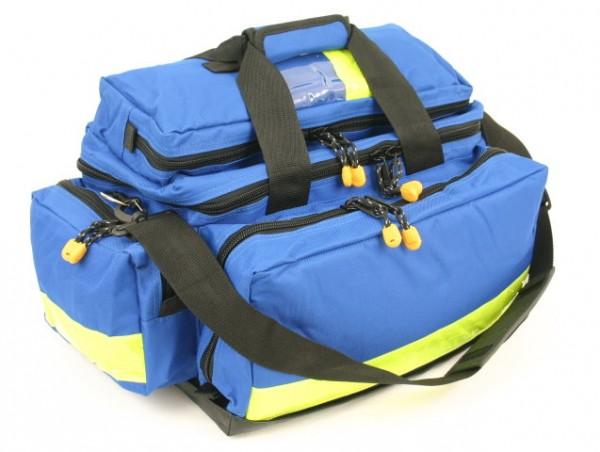 Notfalltasche MBS Advanced Medtex blau
