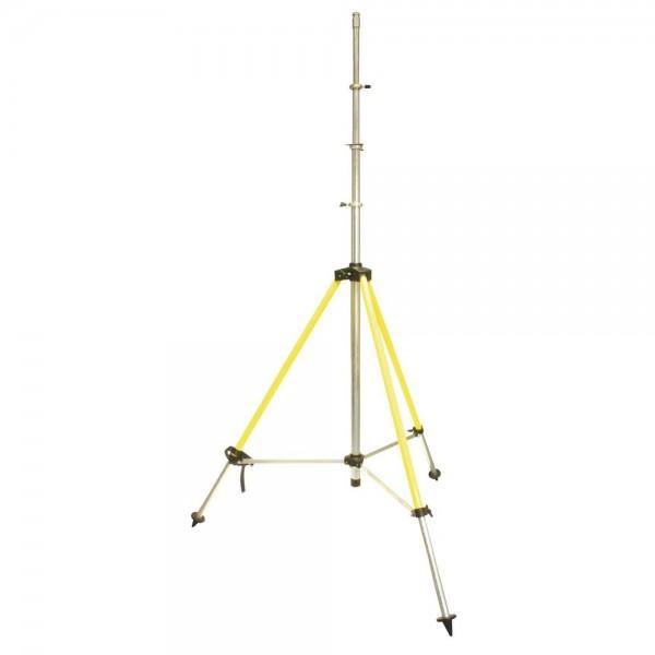 Teleskop-Dreibeinstativ - max Höhe 4,5m