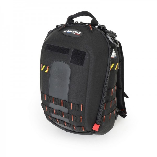 Dimatex Daypack Rucksack MATT Black-Line