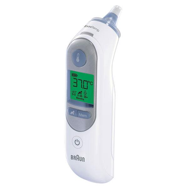 Braun Thermoscan® 7 mit Age Precision™