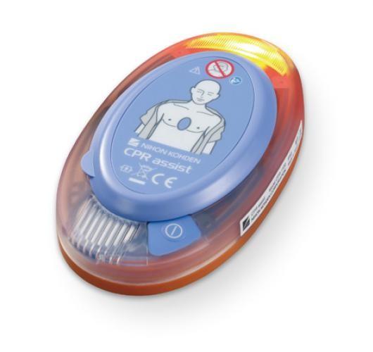 CPR Assist - Sensor für die Qualität der Herzdruckmassage