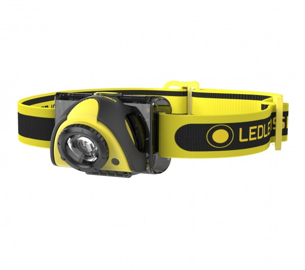 LED LENSER i-Serie - iSEO3 - LED Stirnlampe - 100lm