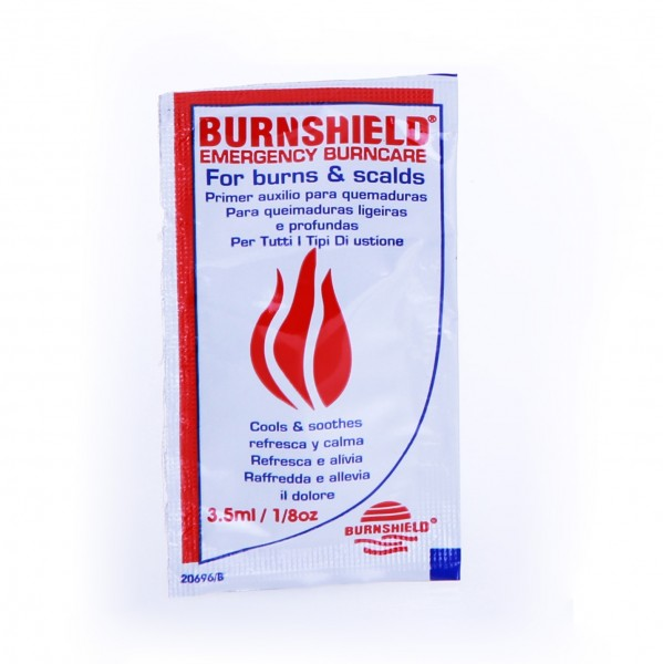 BURNSHIELD MiniGel Päckchen - GelSachet 3,5ml