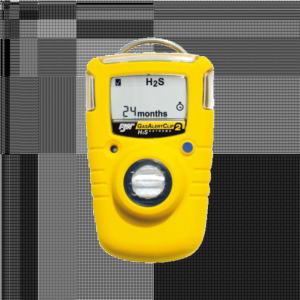 Eingaswarngerät GasAlertClip Extreme 24 CO