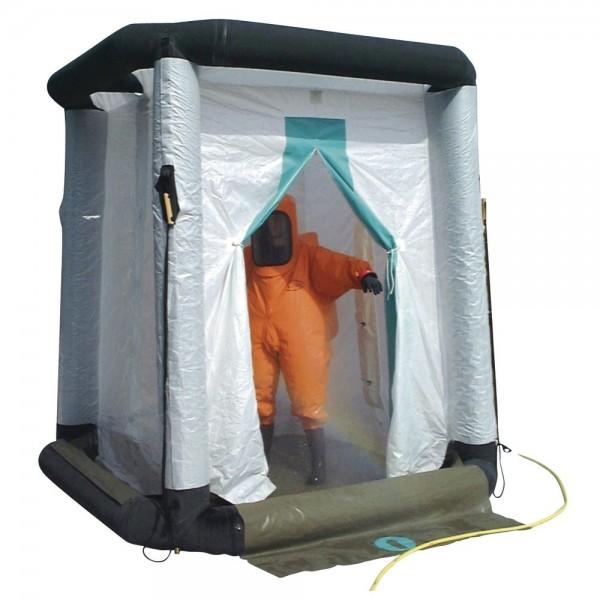 Losberger Dekontaminationsdusche ohne Bassin, Decon Cabin 100