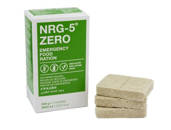 NRG-5 ZERO Notration - Langzeitnahrung