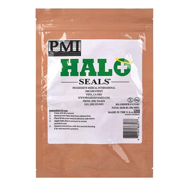 Halo Chest Seal Thoraxverschlusspflaster