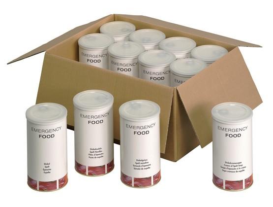Emergency Food - Fleischgerichte Paket