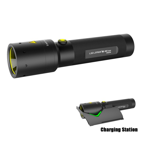 LED LENSER i-Serie - i9Riron Taschenlampe mit Akku - 700lm