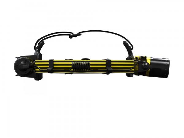 LED LENSER EXH8 - ATEX-zertifizierte Stirnlampe mit 180 lm