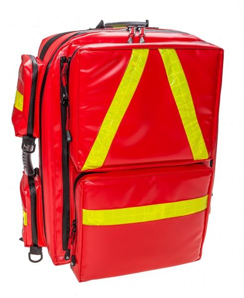 Notfall-Arztrucksack mit kompletter Füllung nach DIN 13232 (Modul A+B)