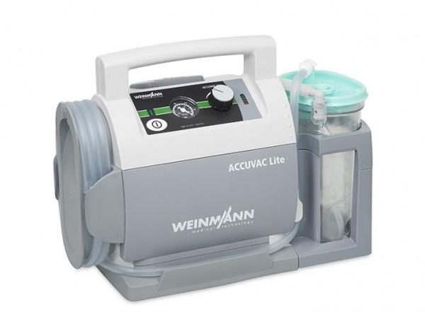 Weinmann ACCUVAC Lite - elektrische Absaugpumpe