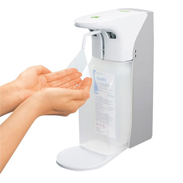 automatischer Seifen- und Desinfektionsmittelspender, 500/1000 ml