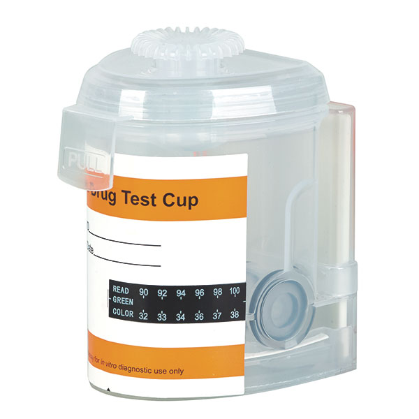 CLEARTEST MULTI DRUG CUP 8-Fach Urintest