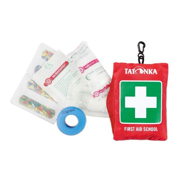 First Aid School - kleines Erste Hilfetäschchen mit Füllung