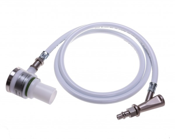 Demand-Ventil Set mit Schlauch und ZGA-Stecker