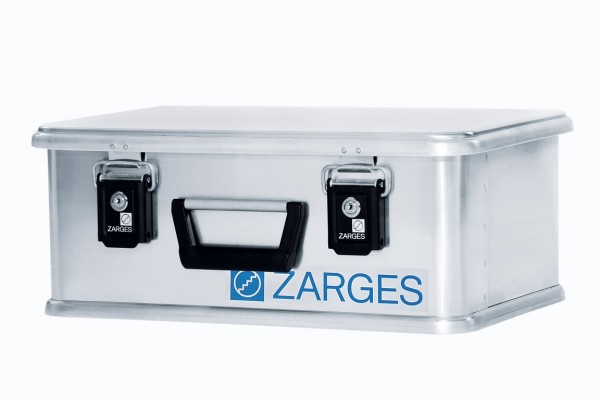 Zarges Box Aluminium Box - 27 L - 'Mini XS'