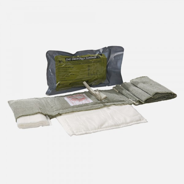 Emergency Bandage™ T3 (Tactical Trauma Treatment Bandage)