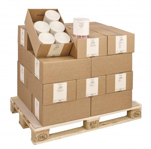 Notvorrat - 12 Monats Paket Grundnahrungsmittel für 1 Person