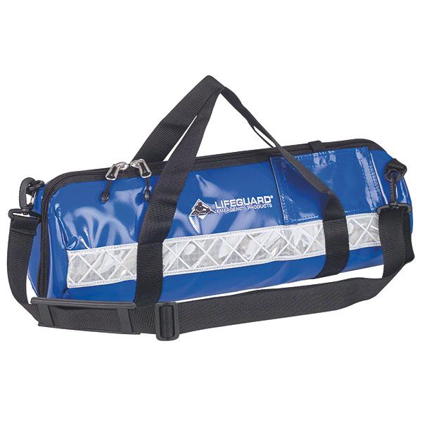 LIFEGUARD Sauerstoff-Notfalltasche Plane blau