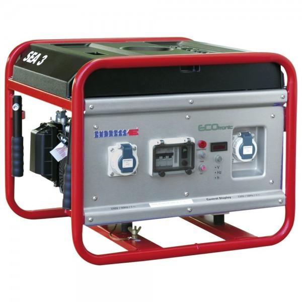 Endress Stromerzeuger mit Duplex-Technologie SEA3 - 2500 Watt