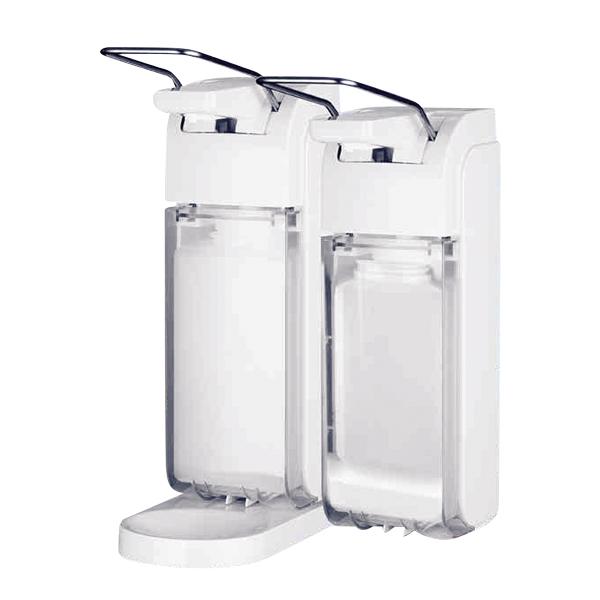 Seifen- und Desinfektionsmittelspender Universal 500/1000ml