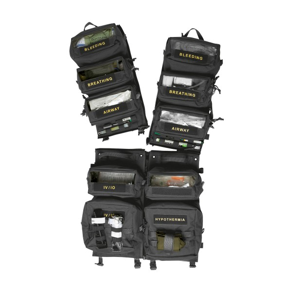 Tasmanian Tiger MEDIC Transporter - Taschenpanel
