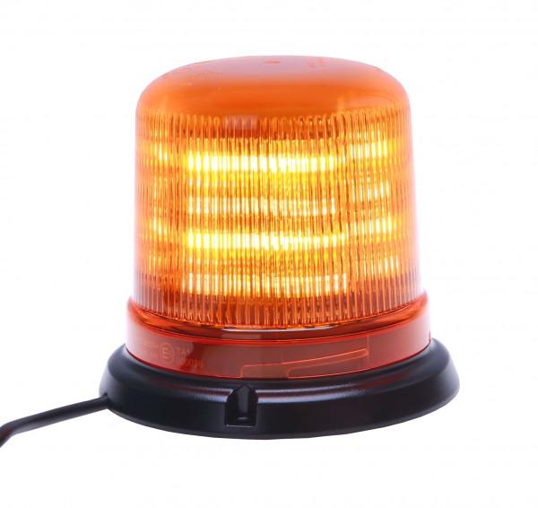 AXIXTECH B14 LED Rundumkennleuchte gelb, Magnetkennleuchte bis 250 km/h