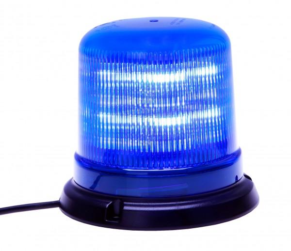 AXIXTECH B14 LED Rundumkennleuchte blau, Magnetkennleuchte bis 250 km/h