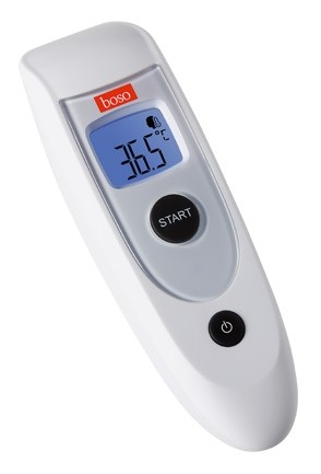 bosotherm diagnostic Infrarot Fieber Thermometer