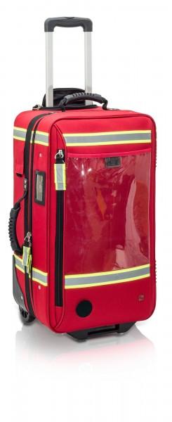 Elite Bags EMERAIRs TROLLEY Notfallrucksack / Trolley rot