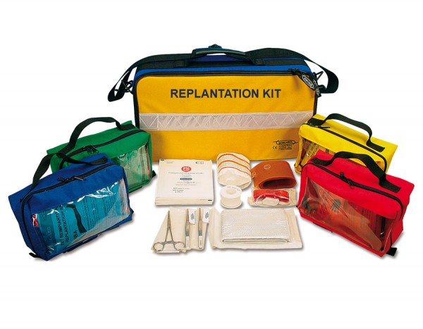 Replantations-Kit groß im Multicase komplett gefüllt