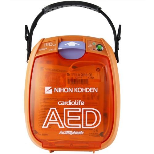 AED 3100 Defibrillator Nihon Kohden