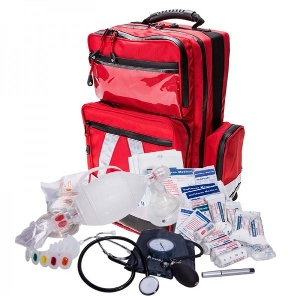 Notfallrucksack MBS Professional mit Füllung Basic Responder