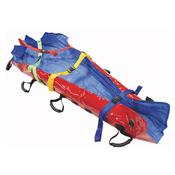 LIFEGUARD VACQ-BLUE II Vakuummatratze Set inkl. Tasche und Pumpe