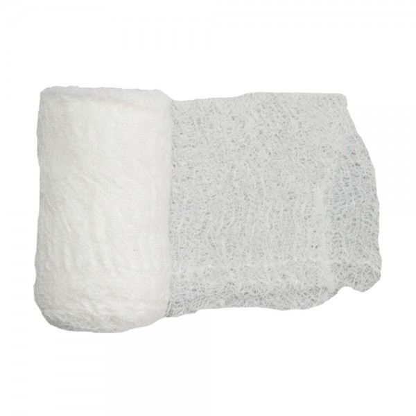 Kerlix™ AMD Antimikrobielle Gauze   0,2 % Polyhexamethylen-Biguanid   11,4 cm x 3,7 m