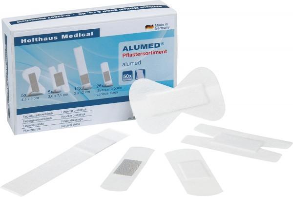 Alumed® Pflastersortiment 50 Stk