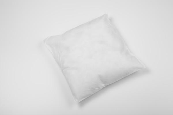 Einmalkissen 40x40 cm weiß