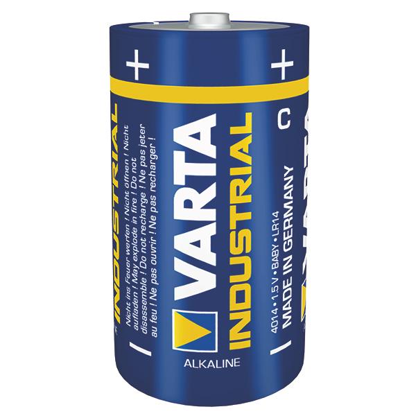 VARTA INDUSTRIAL Alkaline BABY C Zelle 1,5V Batterie